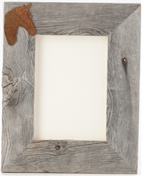 4X6 5X7 & 8X10 one image rustic barnwood picture frames